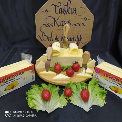 Kars Blok Kaşar Peyniri kg